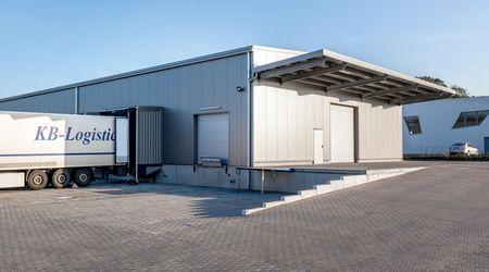 Etwas Neues genug Hallenbau mit HALTEC | Günstiger Preis dank Systembauweise #DW_09